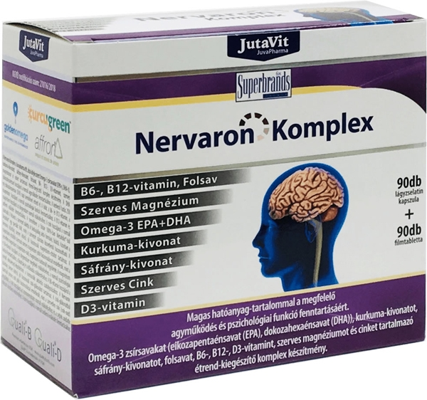 vitamin komplex hipertónia névre