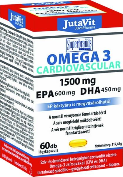 omega 3 és magas vérnyomás hogy fogyatékosság másodfokú magas vérnyomás esetén