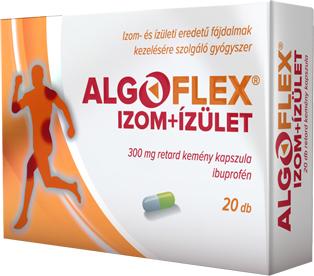 ALGOFLEX Izom+Ízület mg retard kemény kapszula (56x)